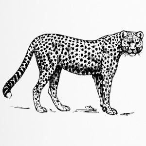 cheetah - Termosmugg