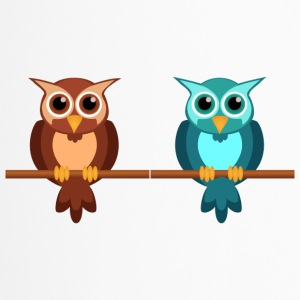 Two owls - Travel Mug