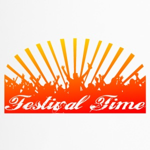 Festival Time Logo - Travel Mug