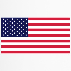National Flag Of USA - Termosmugg