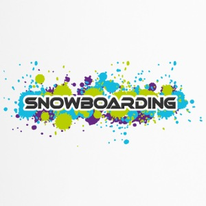 Snowboarding - Thermobecher