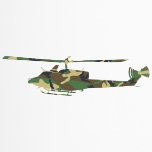 Camouflage Helikopter - Termokrus