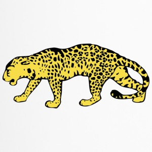 Yellow Leopard - Thermo mok