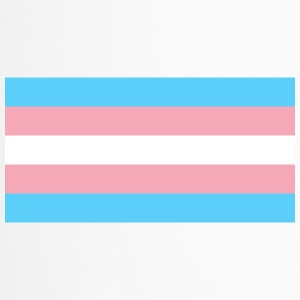 Transgender-Flagge - Thermobecher