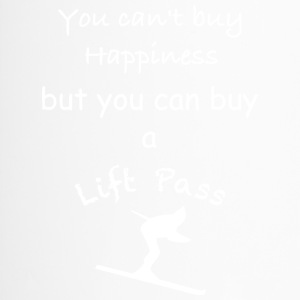 Can't buy happiness but you can buy a Lift Pass - Thermobecher