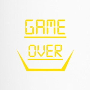 Game Over design - Tazza termica