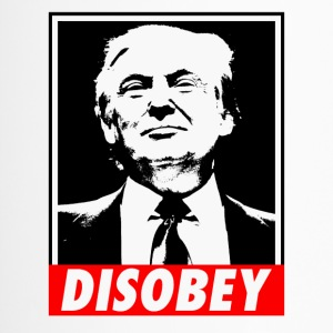 DISOBEY TRUMP - Thermobecher