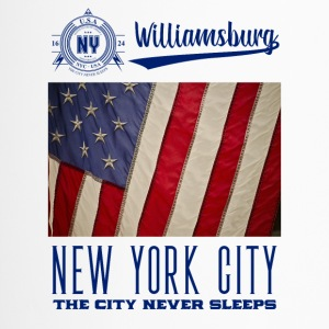 New York City · Williamsburg - Mug thermos