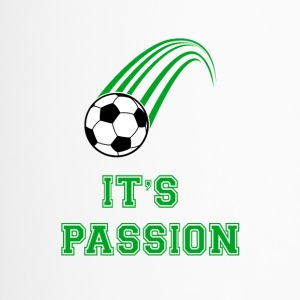 Football: It's passion! - Travel Mug
