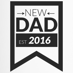 NEW DAD SINCE 2016 - Tazza termica