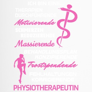 Physiotherapeutin/Physiotherapie/Physiotherapeut - Thermobecher