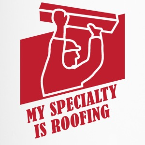 Roofing: My Specialty Is Roofing - Travel Mug