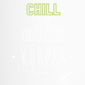 Chill your body, Klaus - Travel Mug