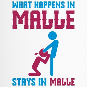 Malle what happens there - Travel Mug