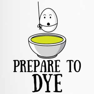 Ostern / Osterhase: Prepare To Dye - Thermobecher
