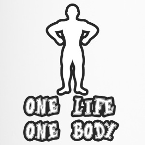 One Life One Body - Thermobecher
