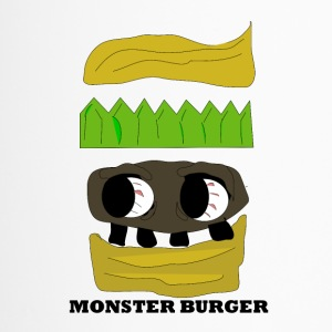 MONSTER BURGER - Thermobecher
