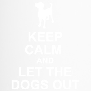Keep Calm Dog Hotel - Termokrus