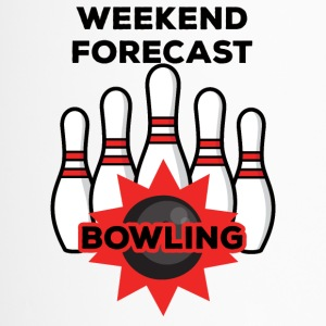 Bowling / Bowler: Weekend Previsioni Bowling - Tazza termica