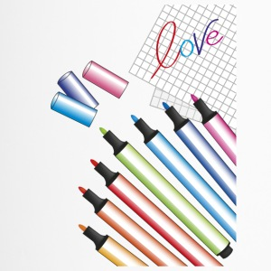 Written love - Travel Mug