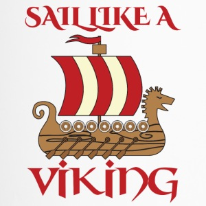 Wikinger: Sail Like A Viking - Thermobecher