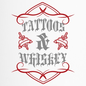 Tattoo / Tattoos: Tattoos & Whiskey - Travel Mug