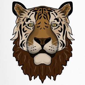 Bearded tiger - Travel Mug