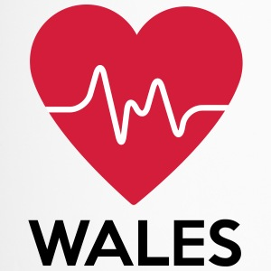 heart Wales - Travel Mug