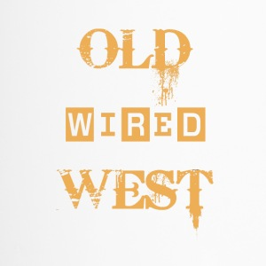 old wired west - Tazza termica