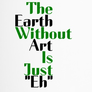 the earth - Mug thermos