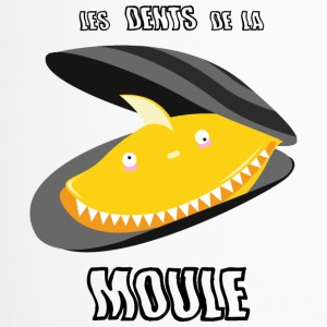 les dents de la moule - Mug thermos