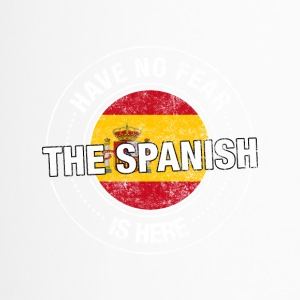 Have No Fear The Spanish Is Here - Travel Mug