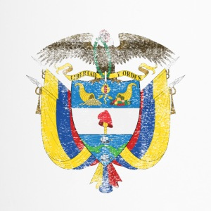 Colombia Coat of Arms Colombia Symbol - Termokrus