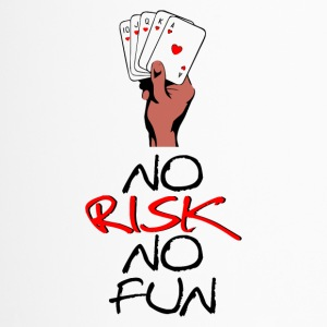 No Risk NO Fun - Thermobecher