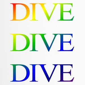 dive dive dive - Thermo mok