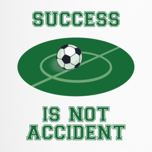 Fußball: Success is not Accident - Thermobecher