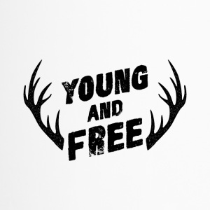 Young and Free - Thermobecher