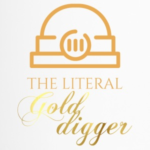 Mining: Il letterale Gold Digger - Tazza termica
