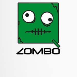 Zombie 'Zombo' Monster | Qbik Design Series - Thermo mok