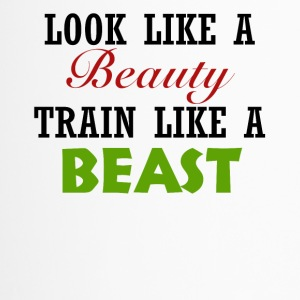 Beauty - Beast - Thermobecher