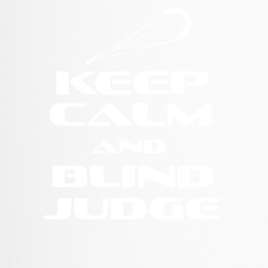 KITESURFING - KEEP CALM AND BLIND JUDGE - Thermobecher
