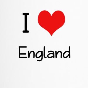 I Love England - Thermobecher
