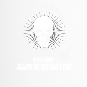 Systemadministrator - Thermobecher