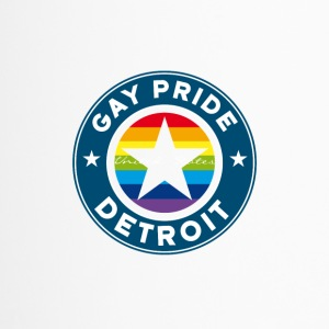 Gay csd Pride rainbow parade gay star lol - Travel Mug
