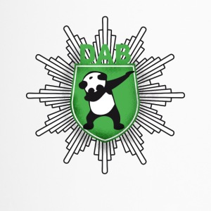 dab wappen panda dabbing touchdown swag festival - Thermobecher
