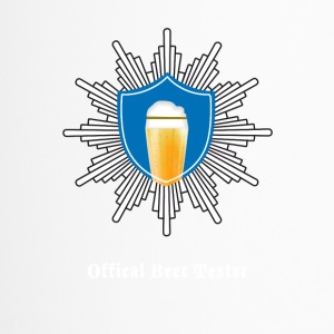Beer wheat coat of arms police octoberfest beer test - Travel Mug
