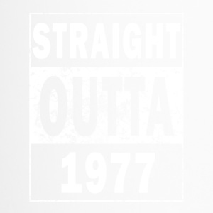 1977 - Straight outta - Thermobecher
