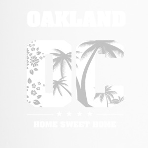 I love OAKLAND - Orange County - Thermobecher
