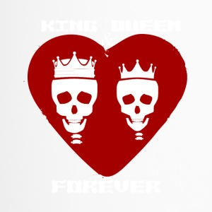 KingQueenForever - Thermobecher