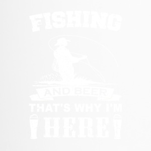 fishing beer 2 - Thermobecher